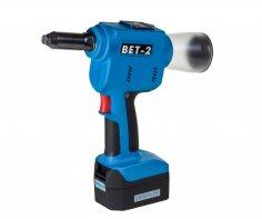 Levně Bralo BET-2 aku nýtovací kleště 4,0-6,4mm