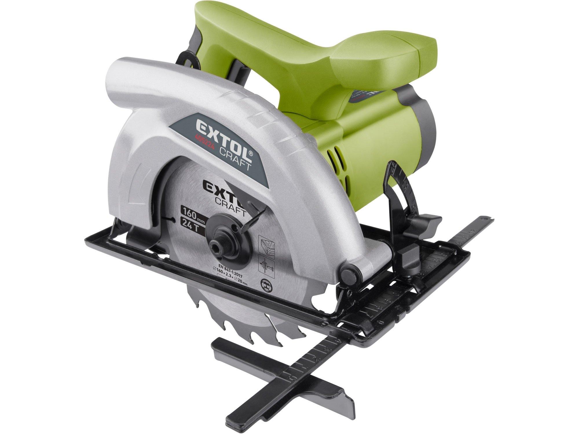 Extol Craft 405224 kotoučová pila 160mm 1200W