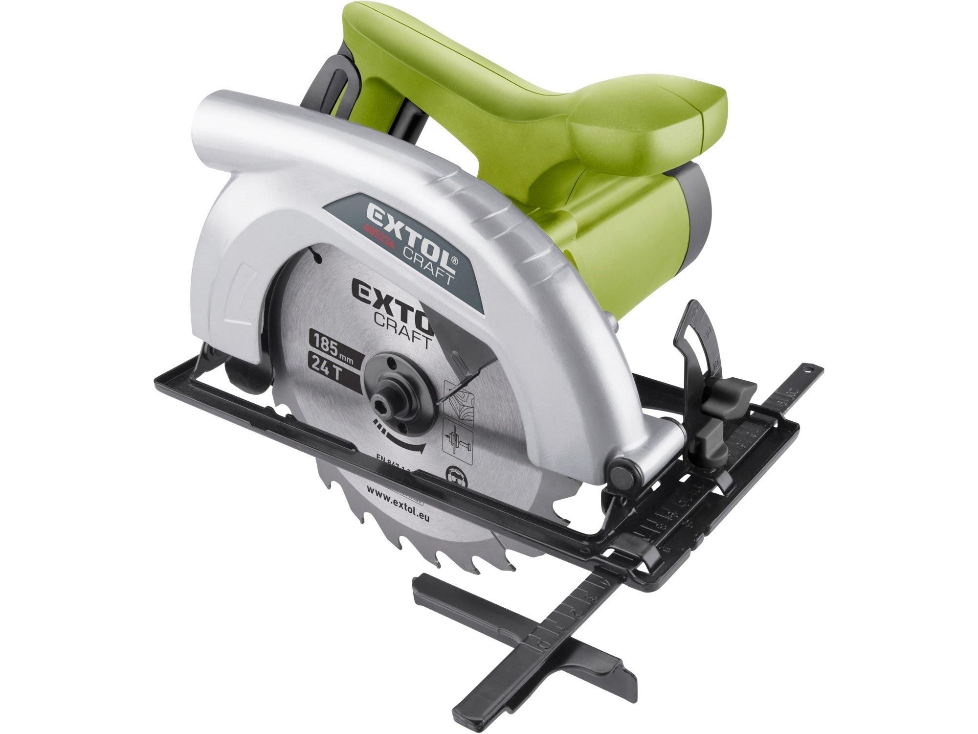 Extol Craft 405234 kotoučová pila 185mm 1200W
