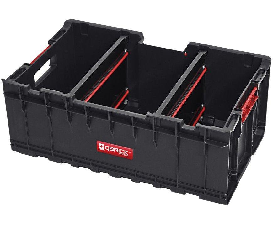 Box na nářadí bez víka QBrick System ONE Box Plus