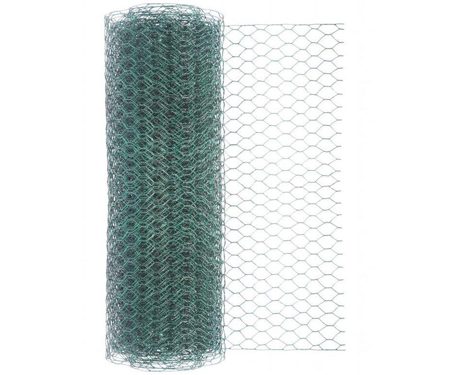 Pletivo králičí PVC 0,5/10m - 13mm