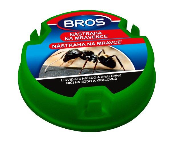 Návnada na hubení mravenců 10g domeček Bros