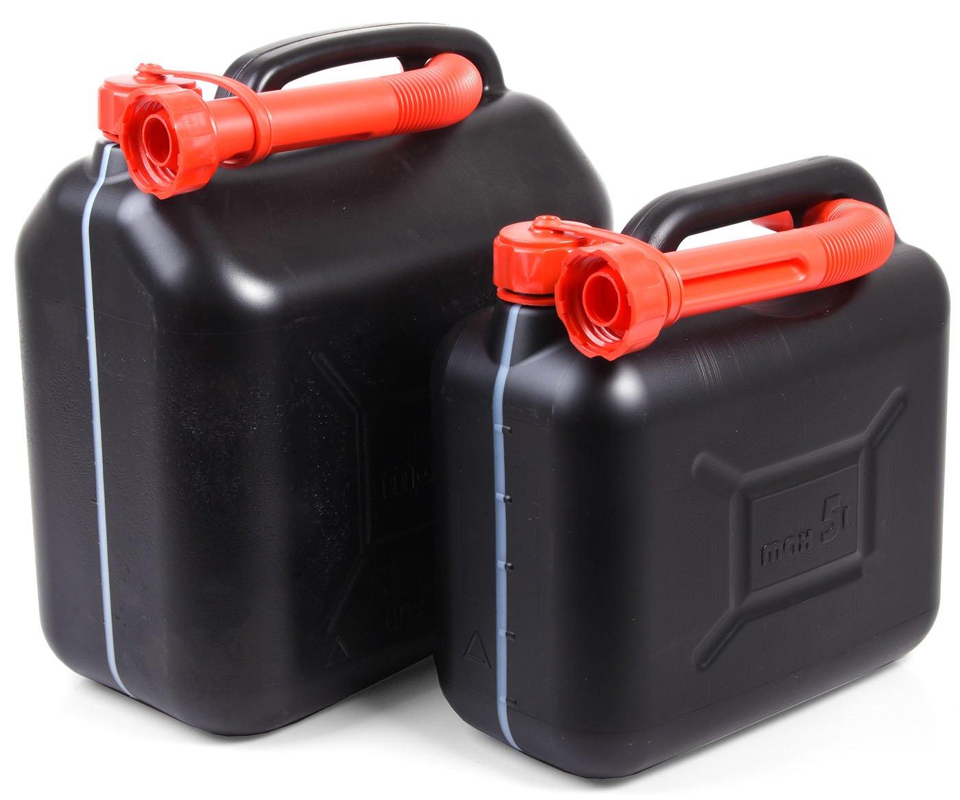 Kanystr na benzín plastový - 5 l