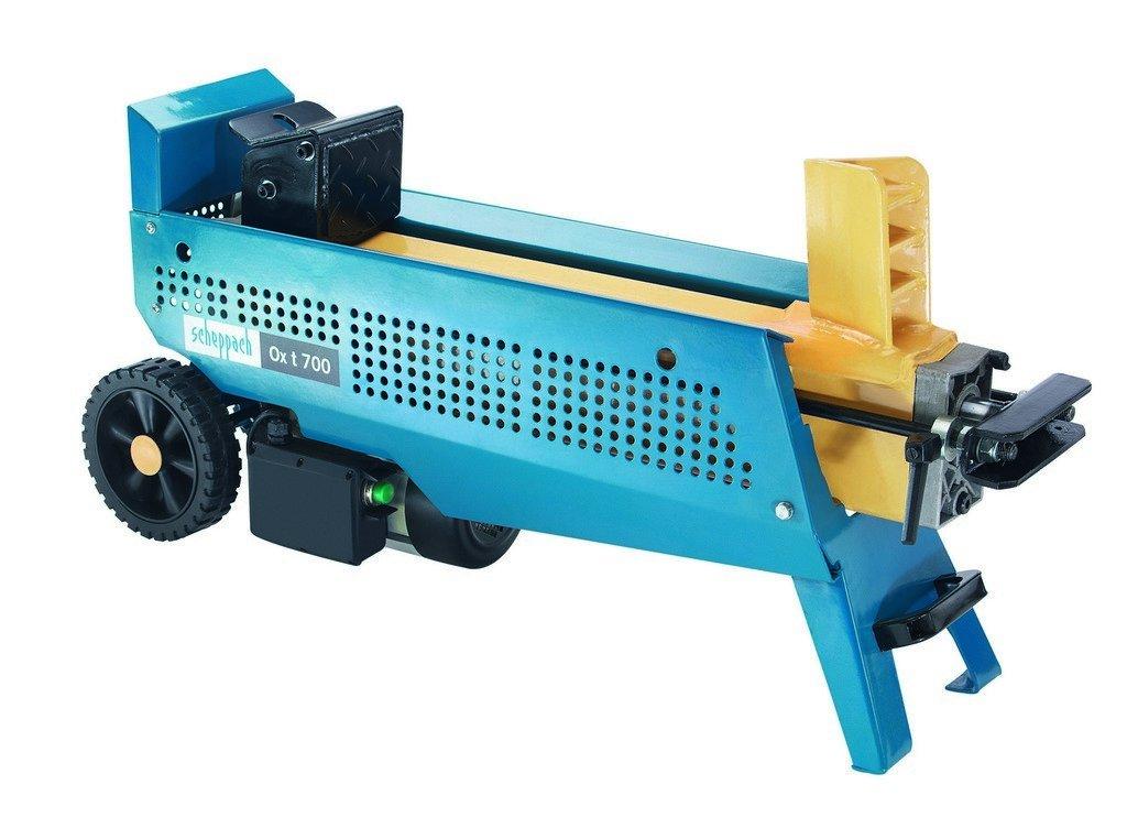 Scheppach Ox t700 horizontální štípač dřeva