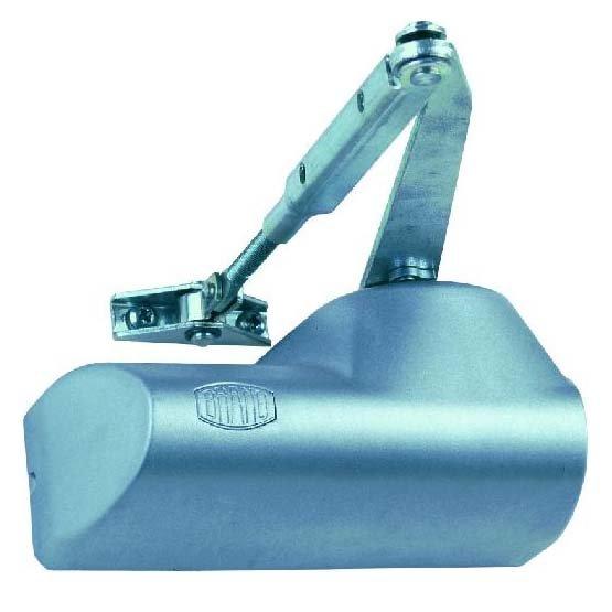 Zavírač dvěří Brano K214 hydraulický - K214/14 zlatý 42-70kg