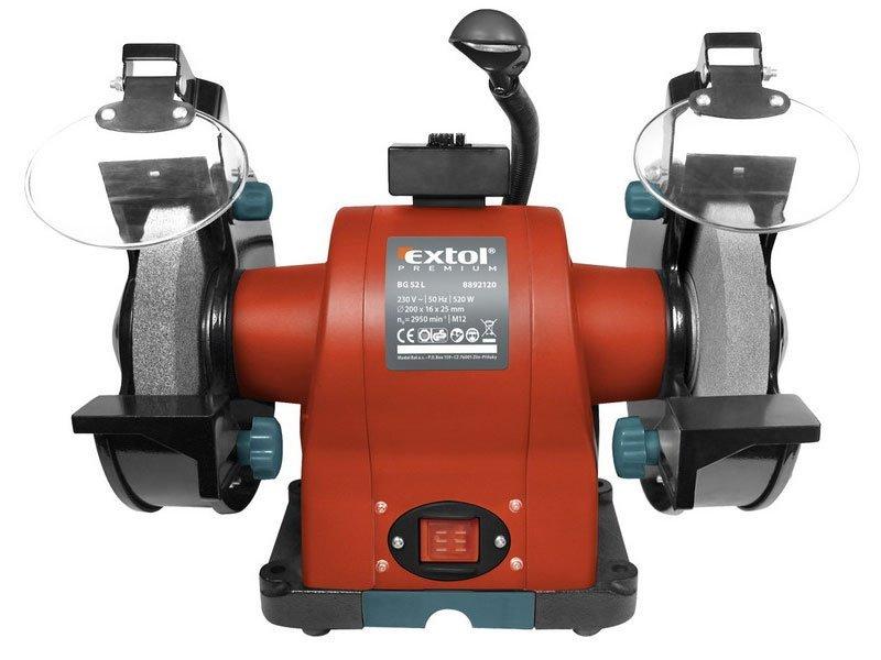 Extol Premium 8892120 BG 52L stolní bruska 520W EXTOL PREMIUM
