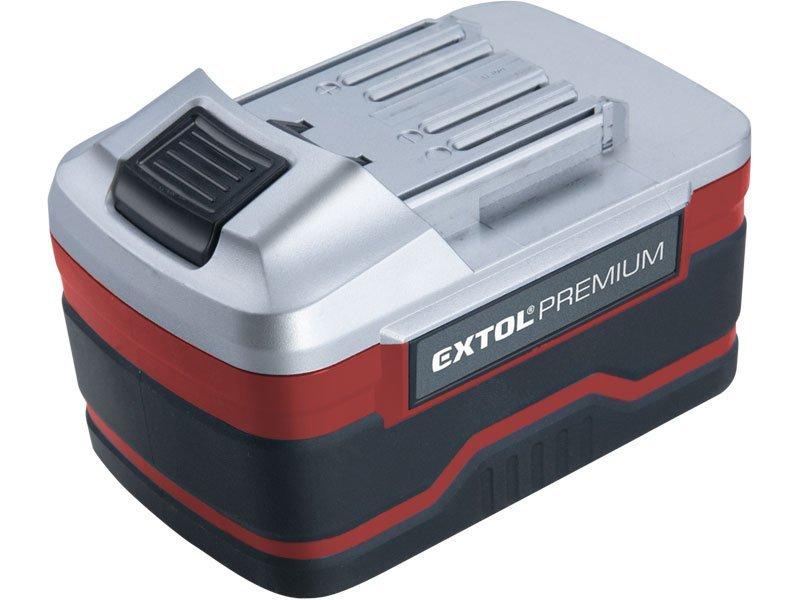 Extol Premium 8891220B akumulátor 18V 3000mAh Li-ion