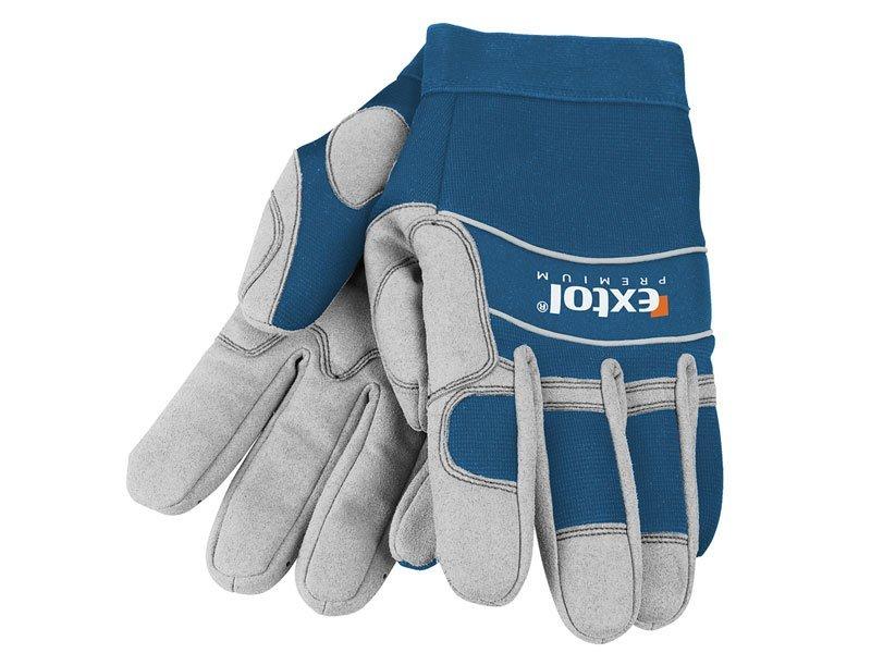 97cc44c794d Pracovní rukavice polstrované Extol Premium - XXL 12