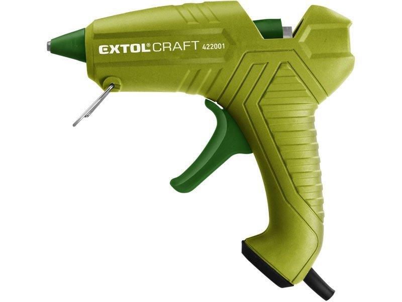 Tavná pistole Extol Craft 422001 40W