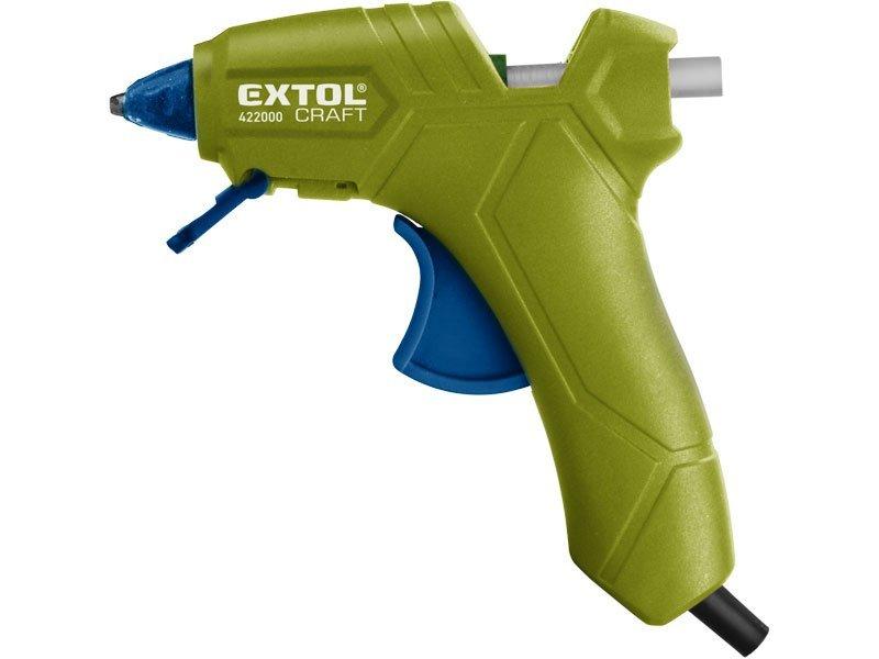 Tavná pistole Extol Craft 422000 25W