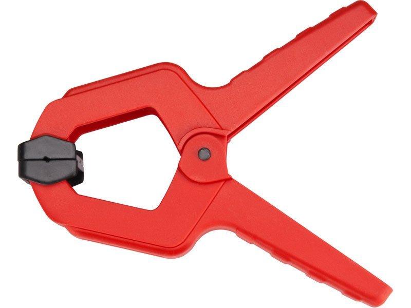 Svěrka plast pružinová Extol Premium - 75/175mm
