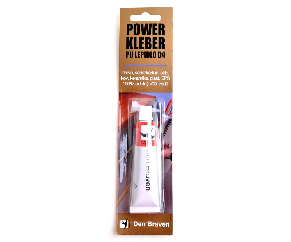 Lepidlo Power Kleber 23ml Den Braven