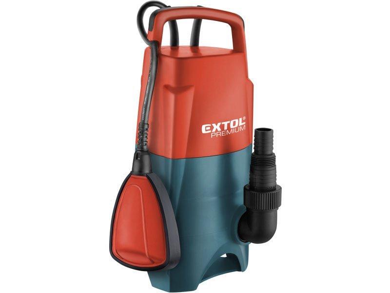 Extol Premium SPF 750 ponorné kalové čerpadlo Extol Premium