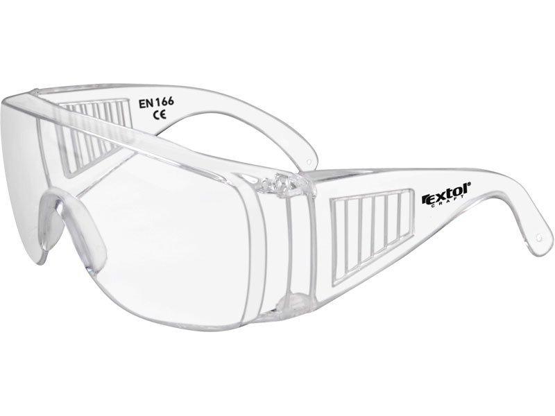 Brýle ochranné polykarbonát Extol Craft 97302