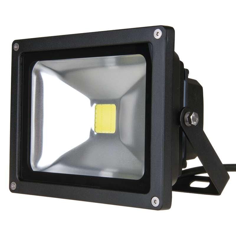 Reflektor LED MCOB 20W 150W denní bílá