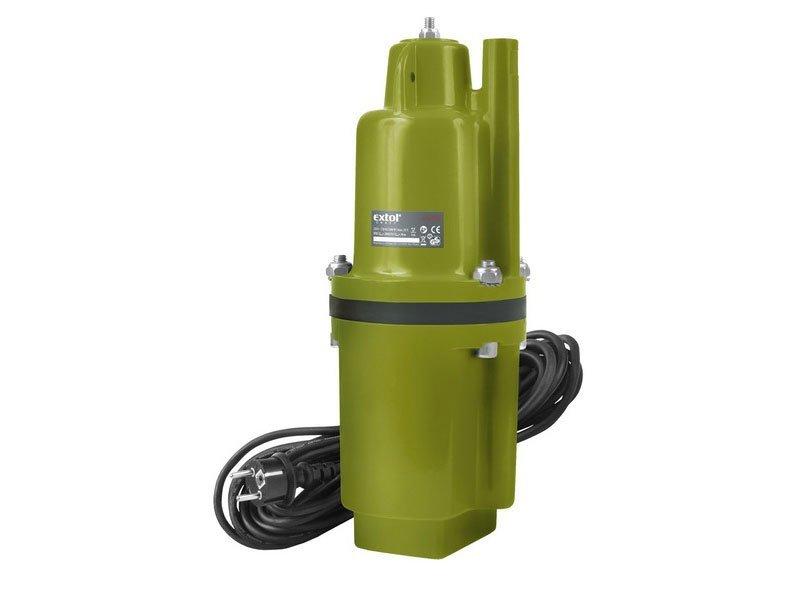 Extol Craft 414175 ponorné čerpadlo 600W/2000l/h/10m
