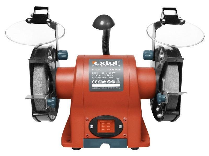 Extol Premium 8892110 BG 35L stolní bruska 350W 150mm EXTOL PREMIUM