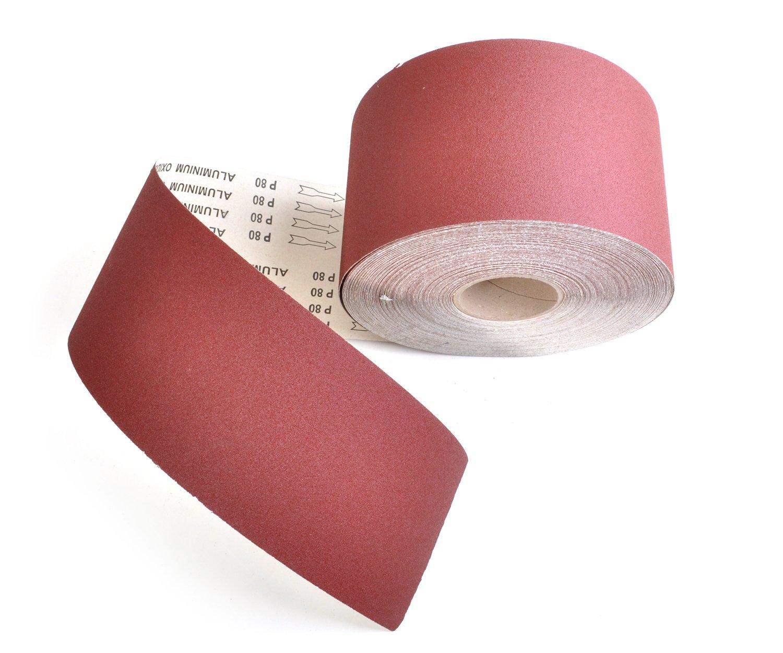 Papír brusný role 15cm - 80