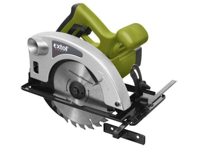 Extol Craft 405223 kotoučová pila 1200W 160x2.5x20mm