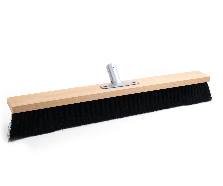 Smeták sálový na hůl s kovovým držákem Spokar - 40cm
