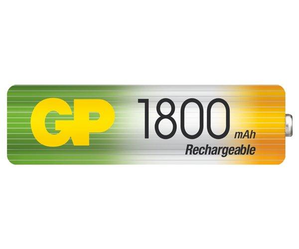 Nabíjecí baterie GP NiMH AA 1800mAh
