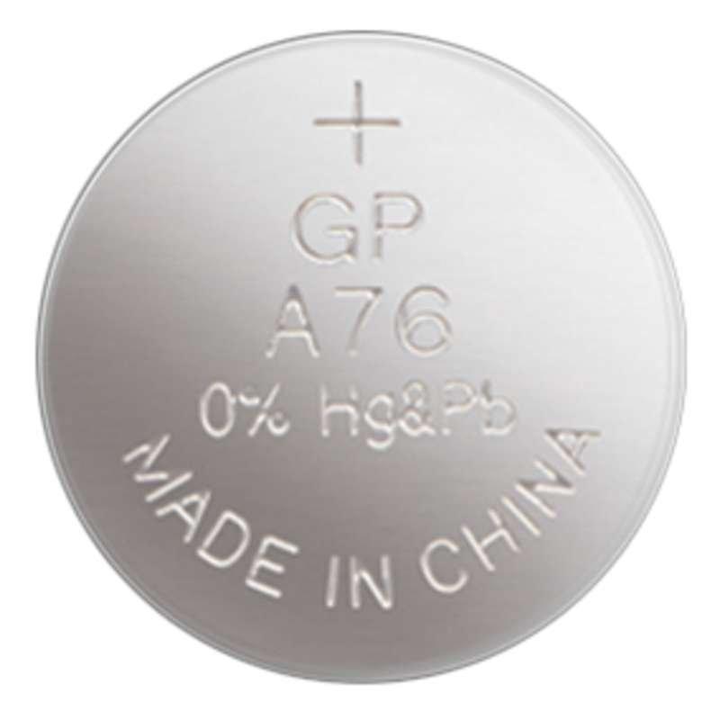 Baterie GP LR44 (A76) 1.5V