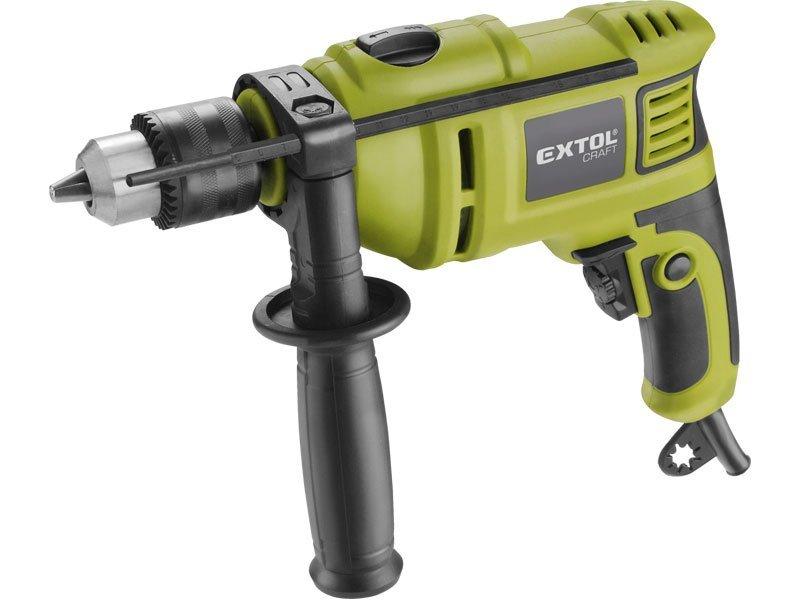 Extol Craft 401163 vrtačka příklepová 550W