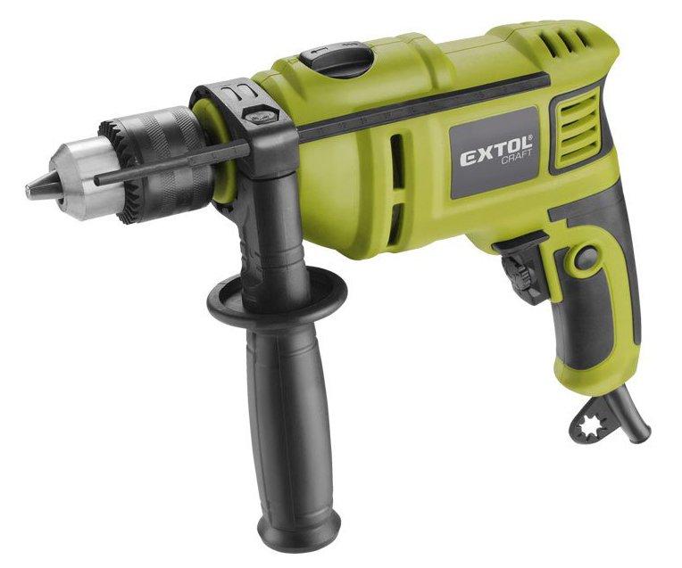 Extol Craft 401182 vrtačka příklepová 750W
