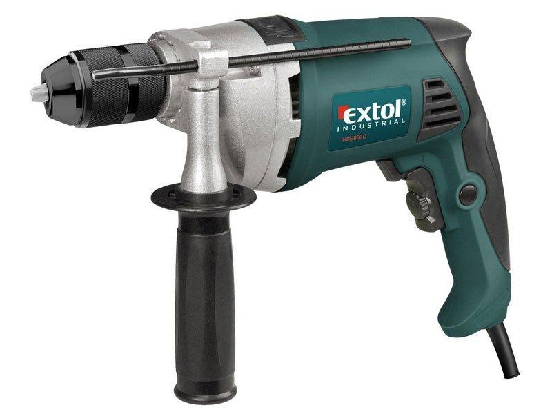 Extol Industrial 8790031 HDS 850 C vrtačka příklepová 850W