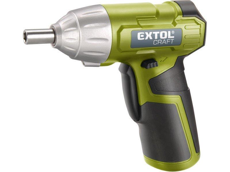 Extol Craft 402113 aku šroubovák 3.6V 1300mAh Li-ion se svítilnou