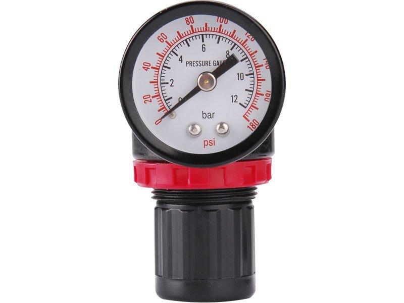 "Regulátor tlaku s manometrem 8bar 1/4"" Extol Premium 8865103"