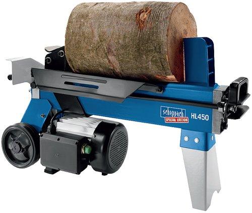 Scheppach HL 450 štípač dřeva Scheppach