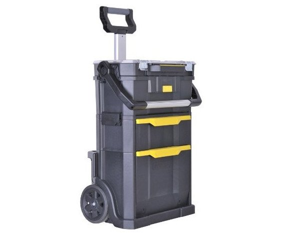 Pojízdný box Rolling Workshop rozkládací STST1-79231 Stanley