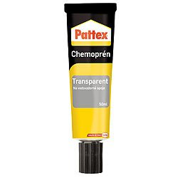 Lepidlo Pattex Chemoprén 50ml transparentní