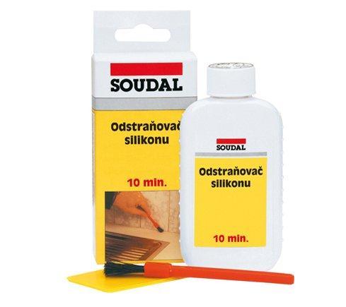 Odstraňovač silikonu 100ml Soudal Soudal