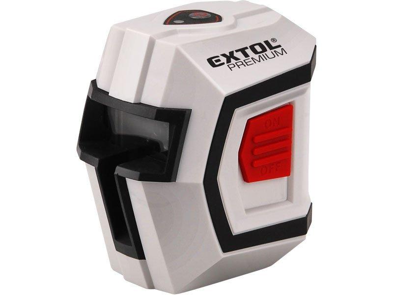 Laser křížový červený Extol Premium 8823301