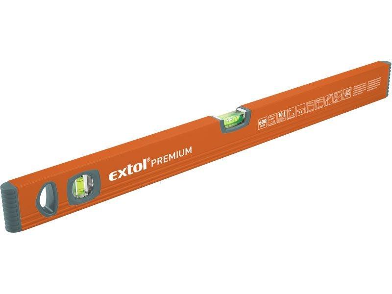 Vodováha hliníková Extol Premium - 180cm