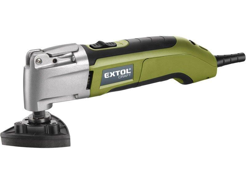 Extol Craft 417225 multifunkční bruska rychloupínací 300W