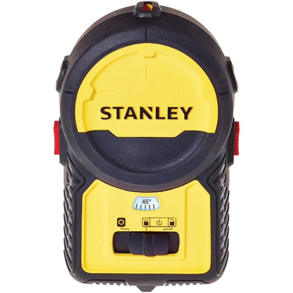 Laser křížový červený Stanley Wall STHT1-77149