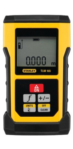 Stanley TLM 165 laserový dálkoměr 50m
