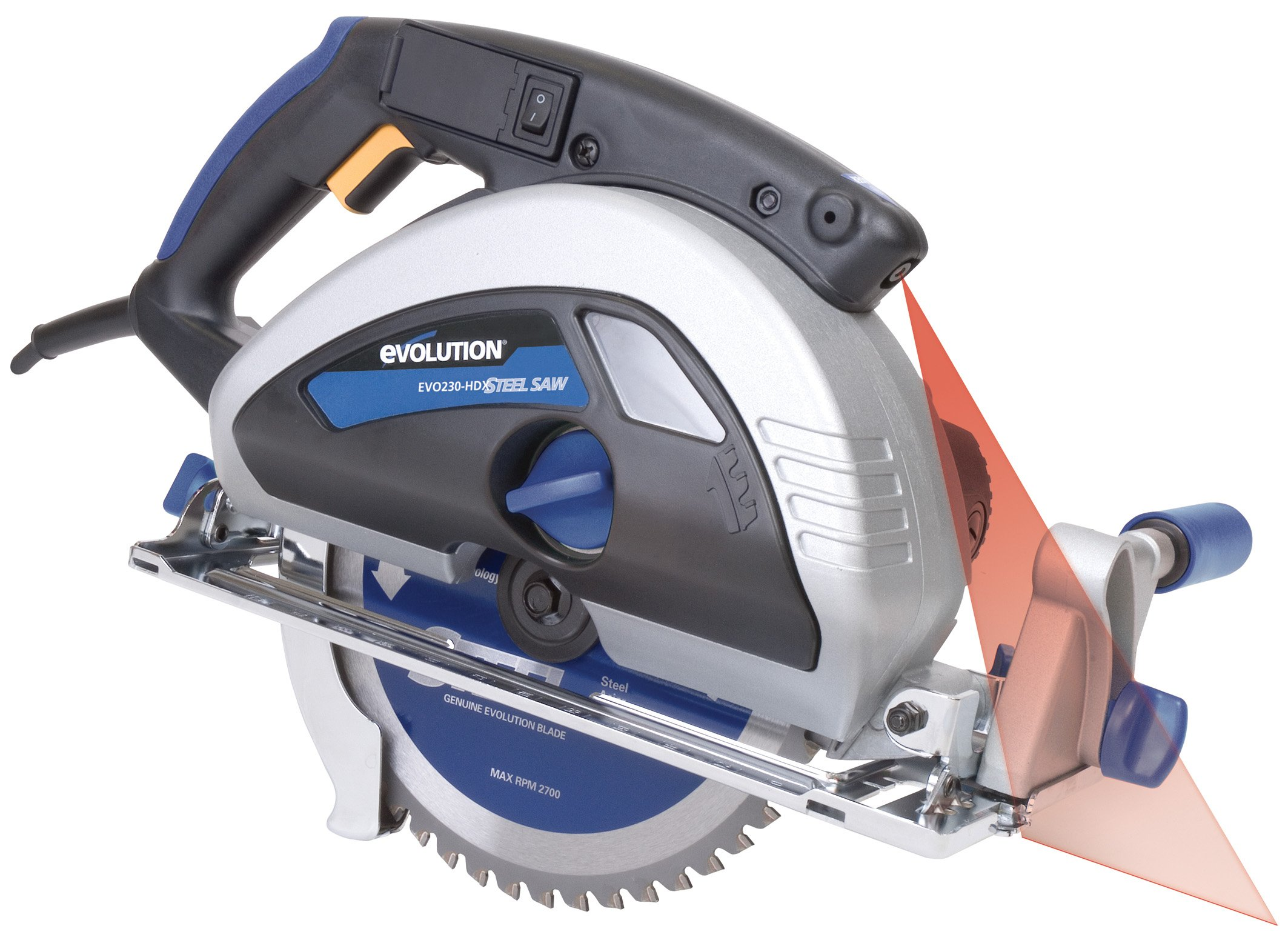 Evolution EVO 230-HDX TCT okružní pila na kov