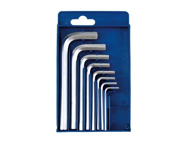 Sada imbus klíčů 8ks 2-10mm Extol Craft 6617