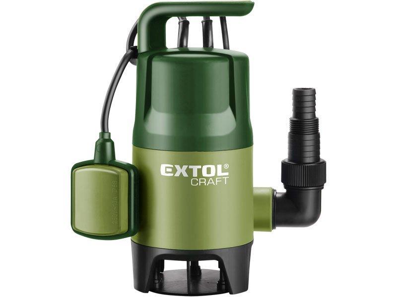 Extol Craft 414122 ponorné čerpadlo 400W 7500l/h