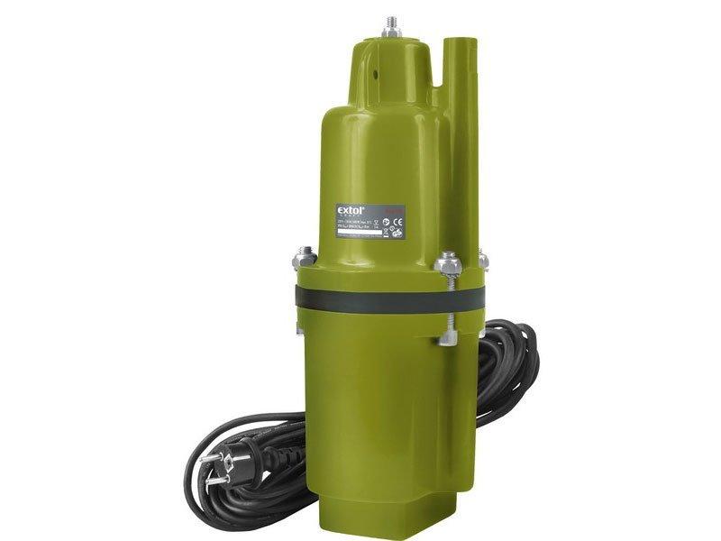 Extol Craft 414176 ponorné čerpadlo 600W/2000l/hod/20m