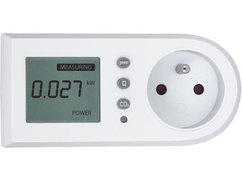 Měřič spotřeby elektrické energie Extol Light 43900
