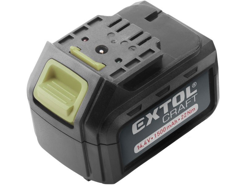 Extol Craft 402420B akumulátor 14,4V 1500mAh Li-ion