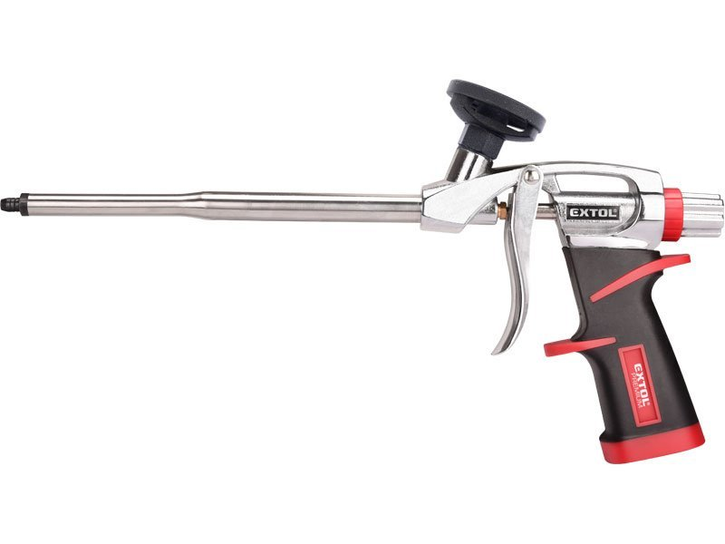 Pistole na PU pěnu teflon Extol Premium 8845206
