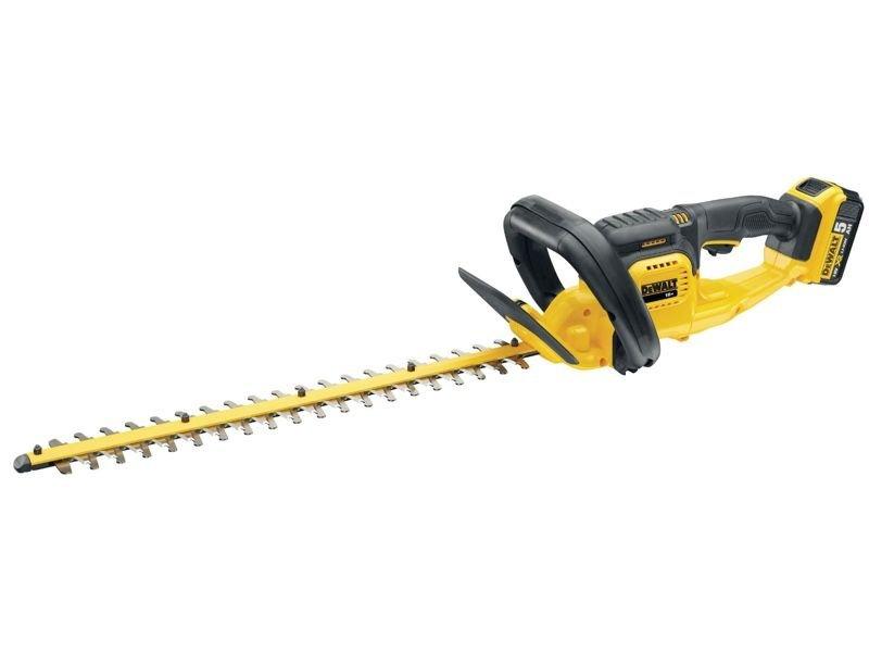 DeWALT DCM563PB aku nůžky na živý plot bez aku a nabíječky Dewalt