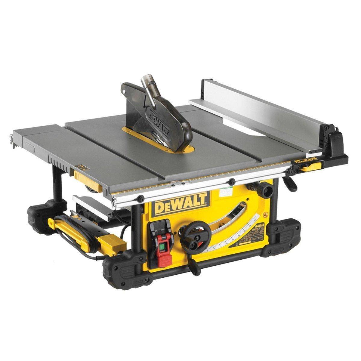 DeWALT DWE7491 stolová pila 2000W 250mm