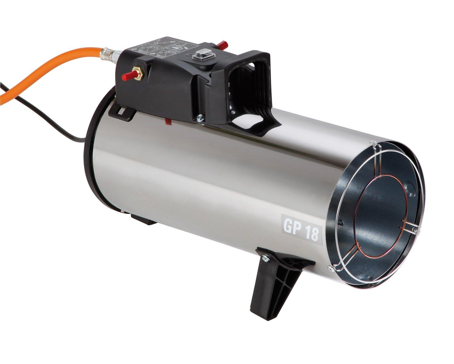 Plynová turbína GP18MC Meva TP13001